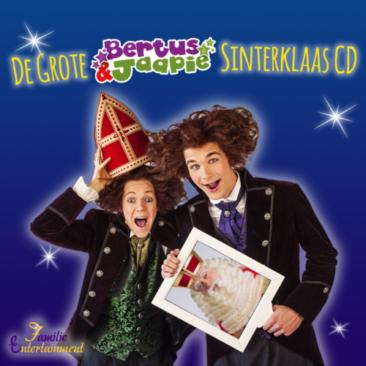 Bertus & Jaapie Sinterklaas CD